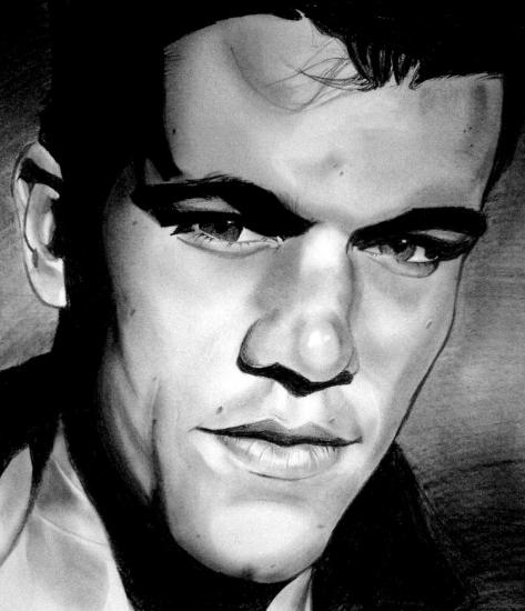 Matt Damon por prune33